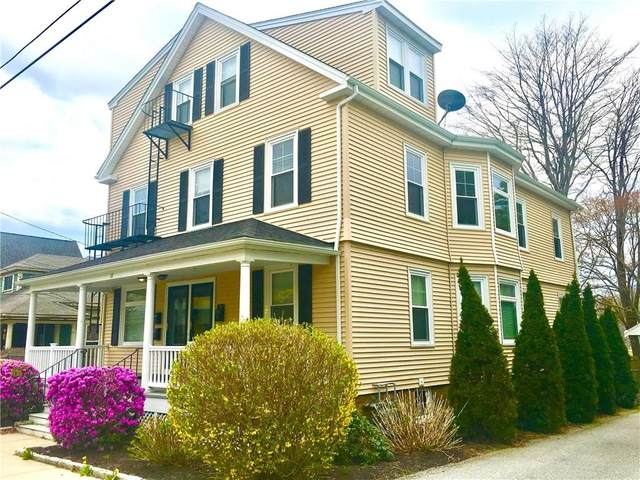 11 Brooks Avenue, Newport, RI 02840 (MLS #1264247) :: The Martone Group