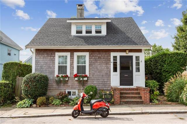 5 Ledyard Street, Newport, RI 02840 (MLS #1264333) :: The Mercurio Group Real Estate