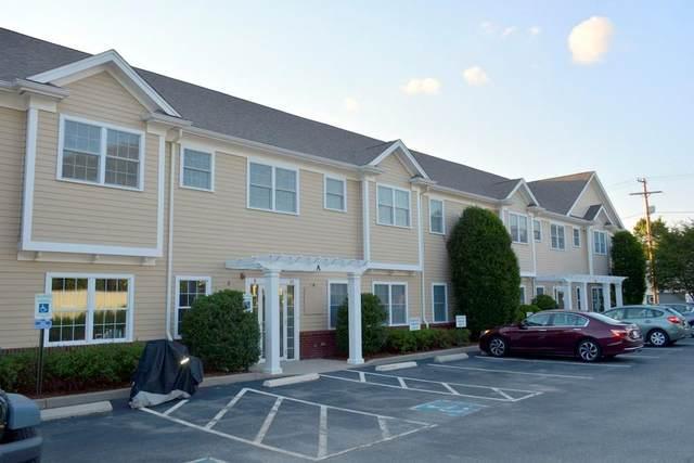 60 Bay Spring Avenue 10A, Barrington, RI 02806 (MLS #1264363) :: Edge Realty RI