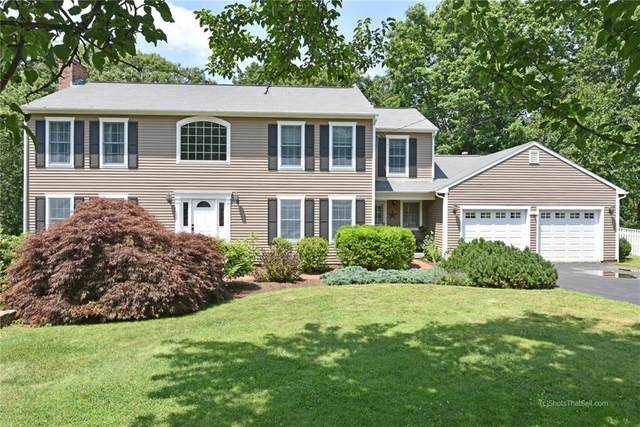 34 Collins Court, North Kingstown, RI 02852 (MLS #1264515) :: The Mercurio Group Real Estate