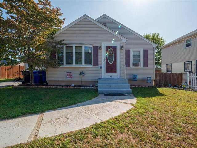 43 Tower Avenue, East Providence, RI 02914 (MLS #1264521) :: Anytime Realty