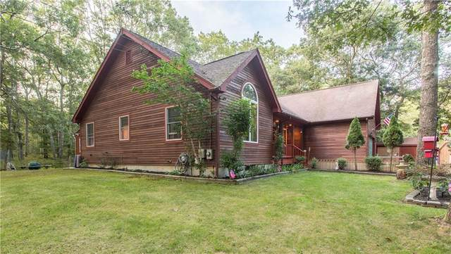 201 Gravelly Hill Road, South Kingstown, RI 02879 (MLS #1264535) :: The Martone Group