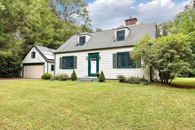 44 Richmond Townhouse Road, Richmond, RI 02898 (MLS #1264565) :: Anytime Realty