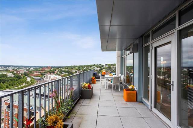 100 Exchange Street #1603, Providence, RI 02903 (MLS #1264579) :: The Martone Group