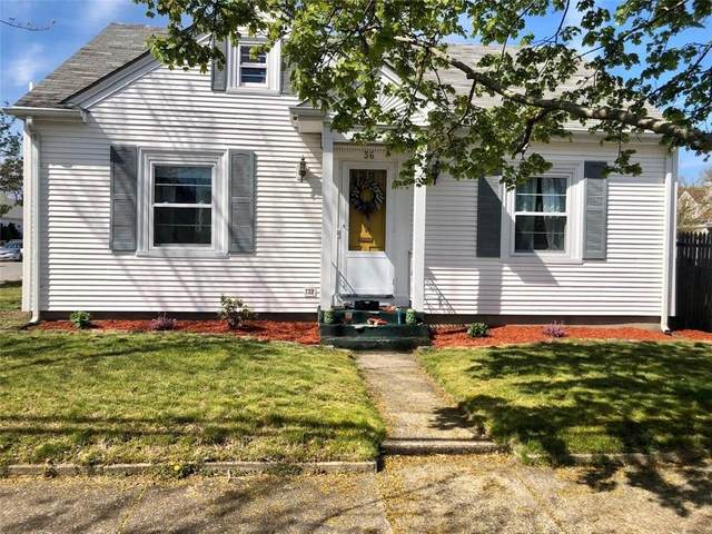 36 Waterman Street, Pawtucket, RI 02861 (MLS #1264604) :: Anytime Realty