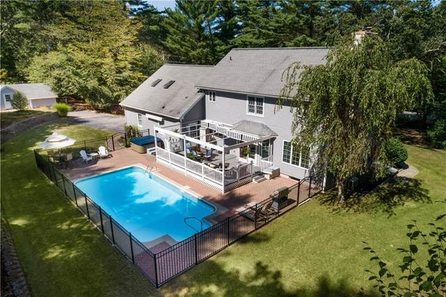 54 Parkside Drive, West Greenwich, RI 02817 (MLS #1264610) :: The Martone Group