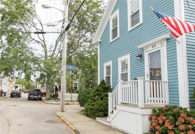 55 Third Street, Newport, RI 02840 (MLS #1264648) :: Edge Realty RI