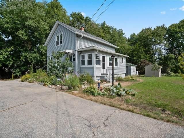 107 Read Avenue, Coventry, RI 02816 (MLS #1264680) :: The Mercurio Group Real Estate