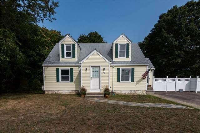 63 Tiogue Avenue, West Warwick, RI 02893 (MLS #1264740) :: The Mercurio Group Real Estate