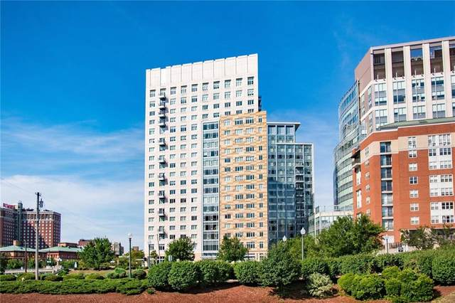 100 Exchange Street #1305, Providence, RI 02903 (MLS #1264780) :: The Martone Group