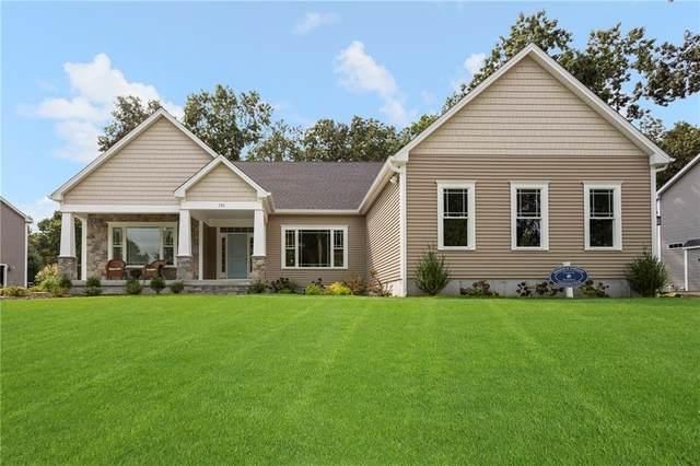 131 Brigade Drive, North Kingstown, RI 02874 (MLS #1264791) :: The Mercurio Group Real Estate