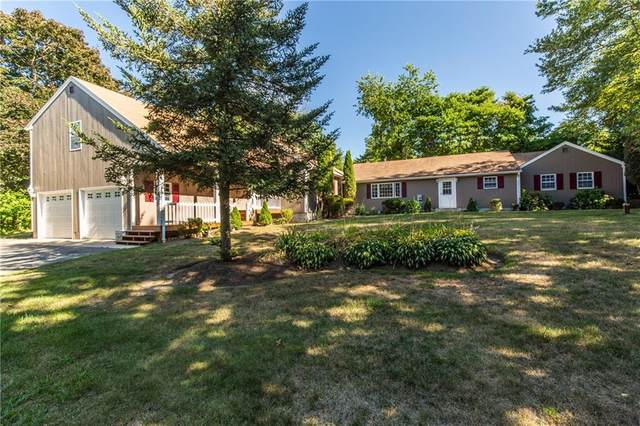 217 William Henry Road, Scituate, RI 02857 (MLS #1264828) :: The Martone Group