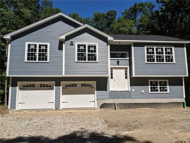 425 Jackson Schoolhouse Road, Burrillville, RI 02859 (MLS #1264941) :: Westcott Properties