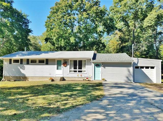195 Central Pike, Scituate, RI 02857 (MLS #1264950) :: Spectrum Real Estate Consultants