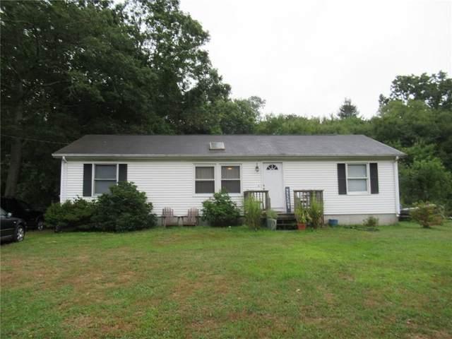 51 Robin Hollow Lane, Westerly, RI 02891 (MLS #1264952) :: The Martone Group