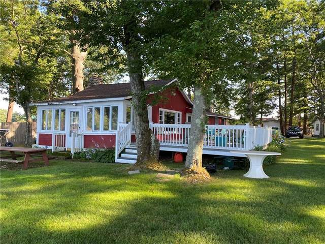 22 Hill Farm Camp Road #22, Coventry, RI 02816 (MLS #1264965) :: Anytime Realty