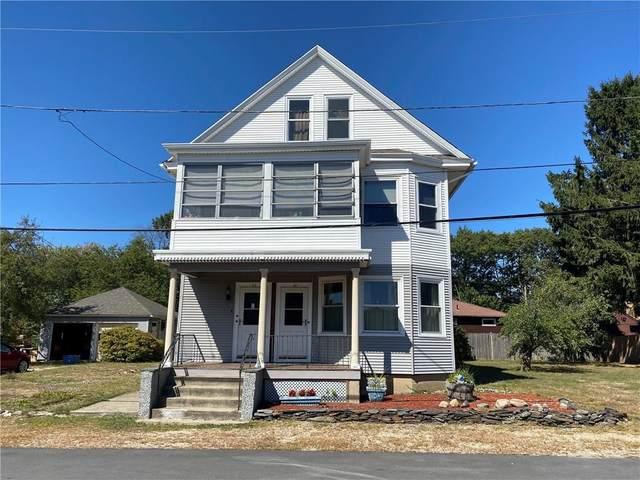 45 Gordon Street, Cranston, RI 02910 (MLS #1265020) :: Westcott Properties