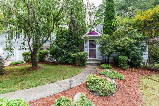 21 Davis Road, Scituate, RI 02857 (MLS #1265069) :: The Mercurio Group Real Estate
