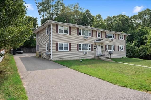 10 Glen Avenue 1L, North Smithfield, RI 02896 (MLS #1265073) :: The Martone Group