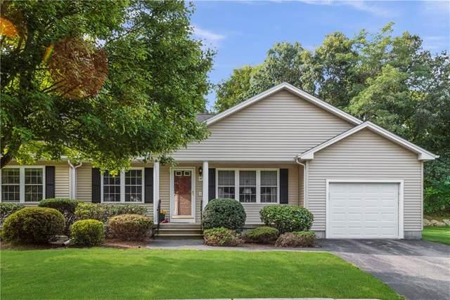 37 Carriage Drive, Warwick, RI 02886 (MLS #1265097) :: Westcott Properties