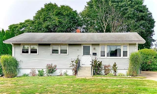 25 Woodlund Avenue, Westerly, RI 02891 (MLS #1265107) :: The Martone Group