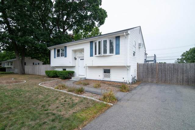 54 Bucklin Avenue, Warwick, RI 02888 (MLS #1265146) :: The Mercurio Group Real Estate