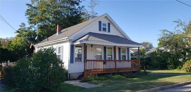 44 Thurston Avenue, Newport, RI 02840 (MLS #1265149) :: The Martone Group