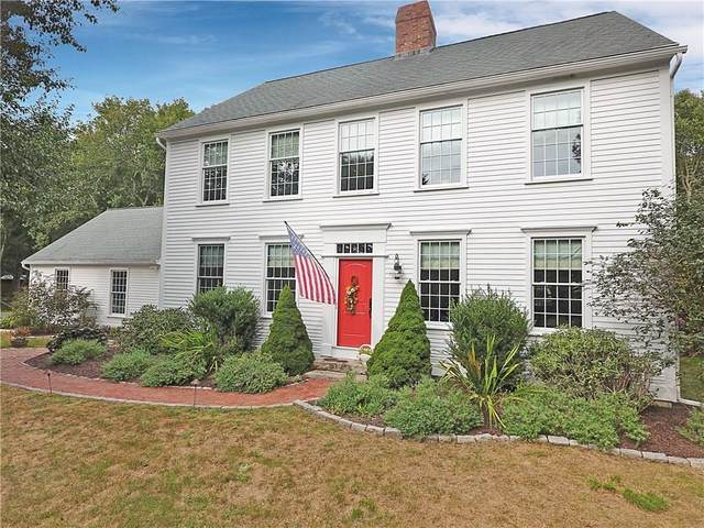 38 East Hill Way, South Kingstown, RI 02879 (MLS #1265160) :: Anytime Realty