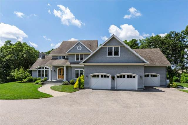 14 Bucks Trail, Westerly, RI 02891 (MLS #1265176) :: Alex Parmenidez Group