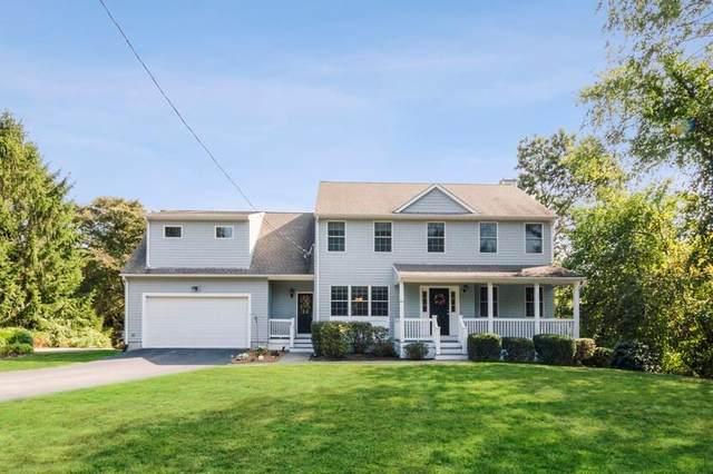 400 Beacon Avenue, Jamestown, RI 02835 (MLS #1265247) :: Edge Realty RI