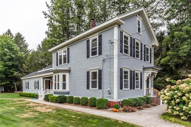 72 Hartford Pike, Scituate, RI 02857 (MLS #1265248) :: Spectrum Real Estate Consultants