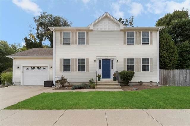 66 Waterman Avenue, North Providence, RI 02911 (MLS #1265308) :: Spectrum Real Estate Consultants