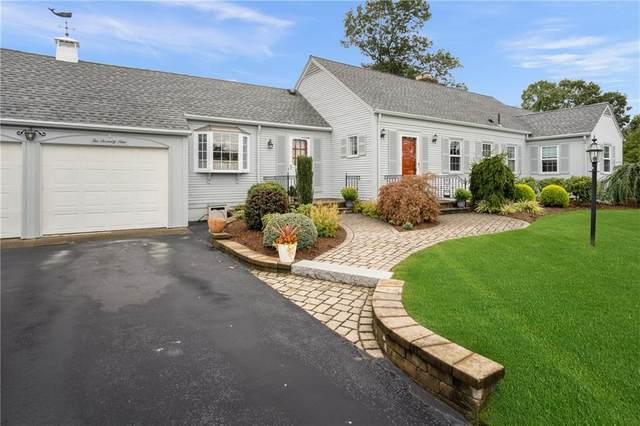 279 Merry Mount Drive, Warwick, RI 02888 (MLS #1265317) :: The Mercurio Group Real Estate