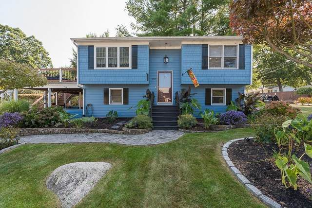 134 Youngs Avenue, Coventry, RI 02816 (MLS #1265333) :: The Martone Group