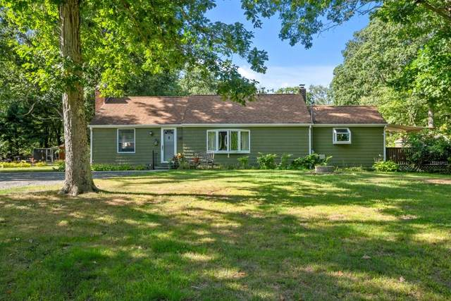 359 Rockland Road, Scituate, RI 02857 (MLS #1265390) :: The Martone Group