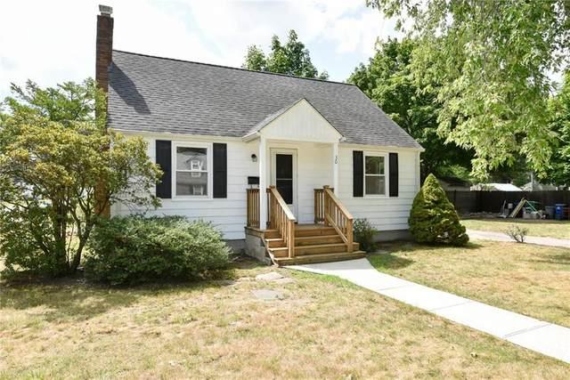 30 Fisher Avenue, Warwick, RI 02886 (MLS #1265396) :: The Martone Group
