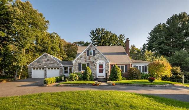 15 Ridge Road, Smithfield, RI 02917 (MLS #1265405) :: The Mercurio Group Real Estate