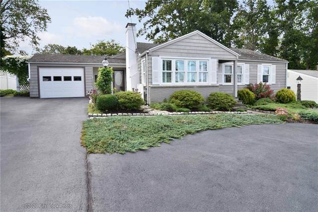 45 Scenic Drive, Cranston, RI 02920 (MLS #1265422) :: Westcott Properties