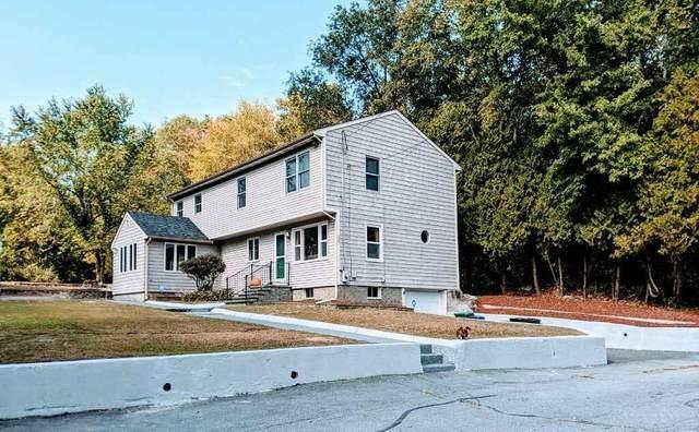 238 William Henry Road, Scituate, RI 02857 (MLS #1265431) :: Spectrum Real Estate Consultants