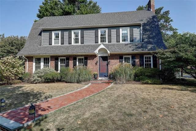 38 Upton Avenue, East Side of Providence, RI 02906 (MLS #1265441) :: The Mercurio Group Real Estate