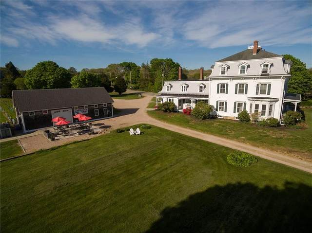 308 Shore Road, Westerly, RI 02891 (MLS #1265450) :: Welchman Real Estate Group