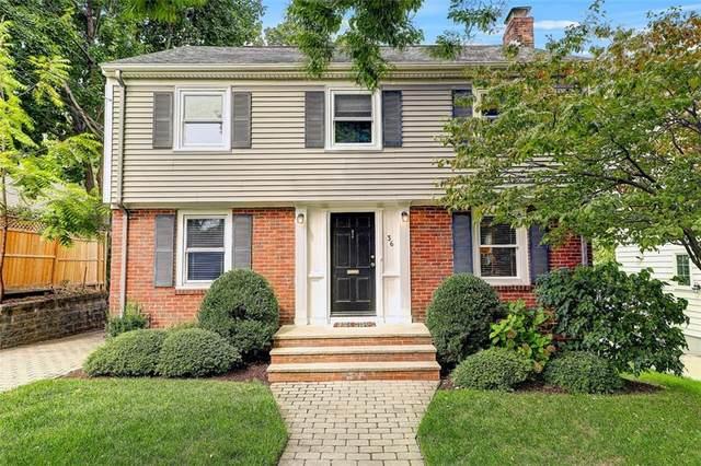 36 Magellan Street, East Side of Providence, RI 02906 (MLS #1265461) :: Anytime Realty