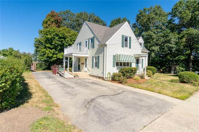 128 Park Place, Woonsocket, RI 02895 (MLS #1265464) :: Spectrum Real Estate Consultants