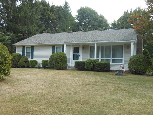 273 West Greenville Road, Scituate, RI 02857 (MLS #1265490) :: Dave T Team @ RE/MAX Central