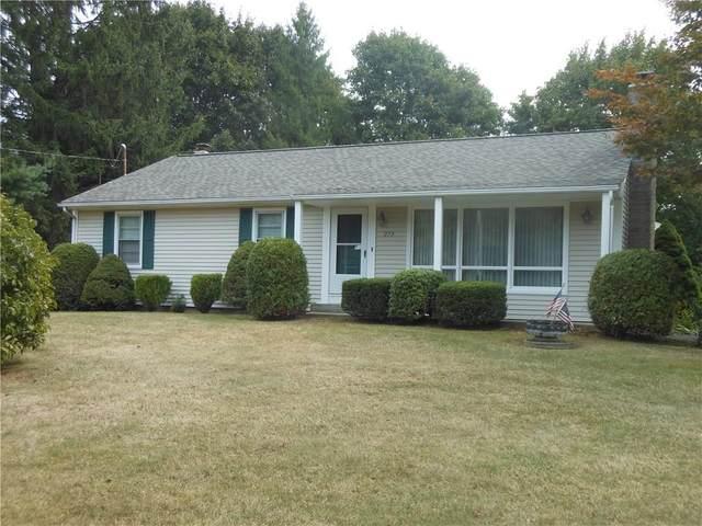 273 West Greenville Road, Scituate, RI 02857 (MLS #1265490) :: Spectrum Real Estate Consultants