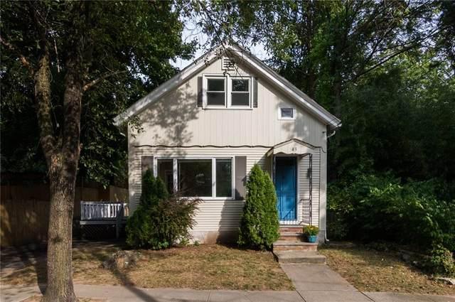 43 Herbert Street, Providence, RI 02909 (MLS #1265492) :: Onshore Realtors
