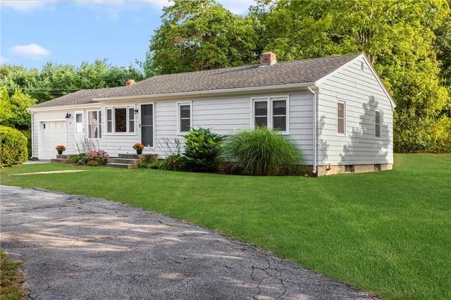 60 Pine Hill Road, Johnston, RI 02919 (MLS #1265528) :: The Mercurio Group Real Estate