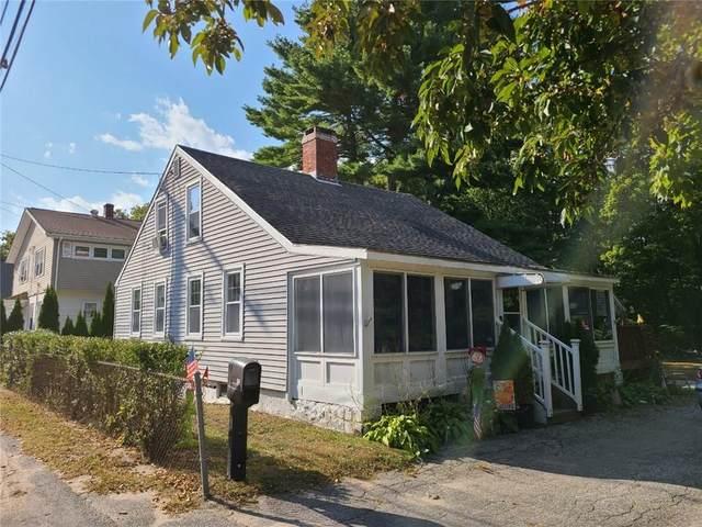 36 Stillwater Road, Smithfield, RI 02917 (MLS #1265549) :: The Martone Group