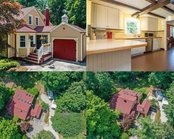 66 Hartford Pike, Scituate, RI 02857 (MLS #1265551) :: The Mercurio Group Real Estate