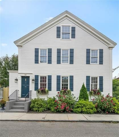 34 Elm Street, Newport, RI 02840 (MLS #1265552) :: Anytime Realty